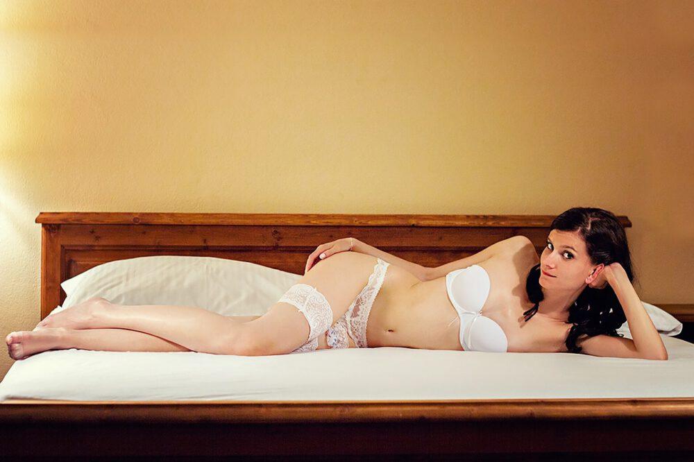 lingerie femminile foto